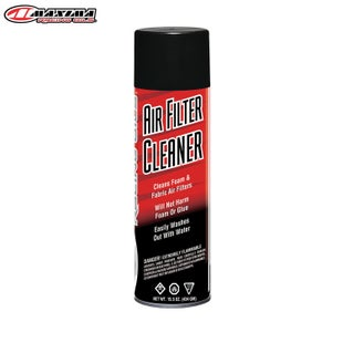 Maxima Filter Aerosol Cleaner 460ml Air Filter Cleaner - ilter Aerosol Cleaner 460ml