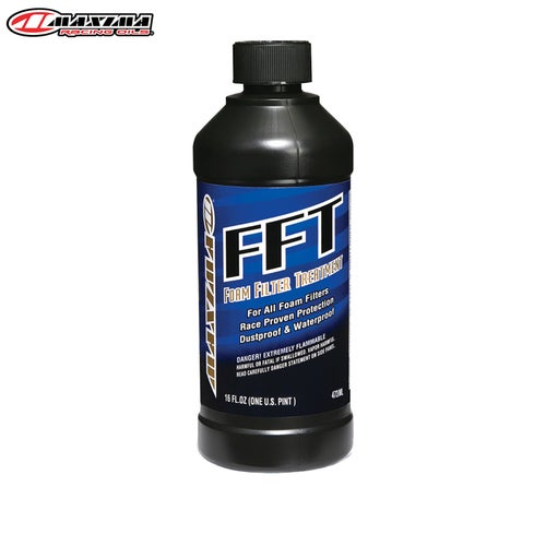 Maxima Filter Liquid FFT Filter Oil 946ml Air Filter Oil - ilter Liquid FFT Filter Oil 946ml
