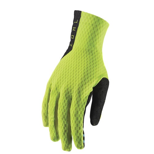 MX Glove Thor Agile - Acid Black