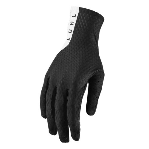 Thor Agile Motocross Gloves - Black White