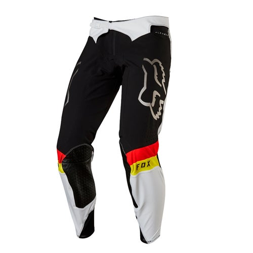 Fox Racing Flexair LE Motocross Pants - Black White