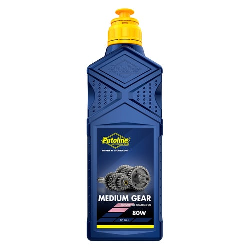 Putoline Gear Medium Gearbox Oil