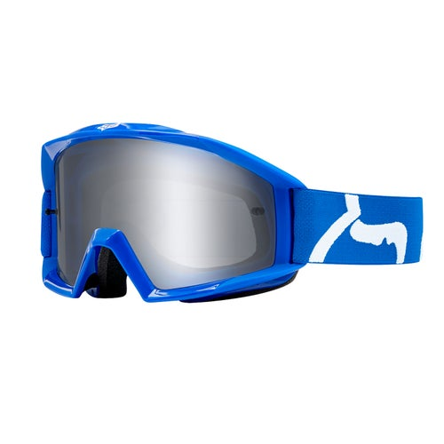 Fox Racing Main Race Motocross Goggles - Blu