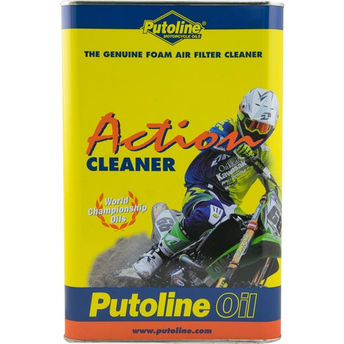 Putoline Action Cleaner 1 Ltr Air Filter Cleaner - Clear