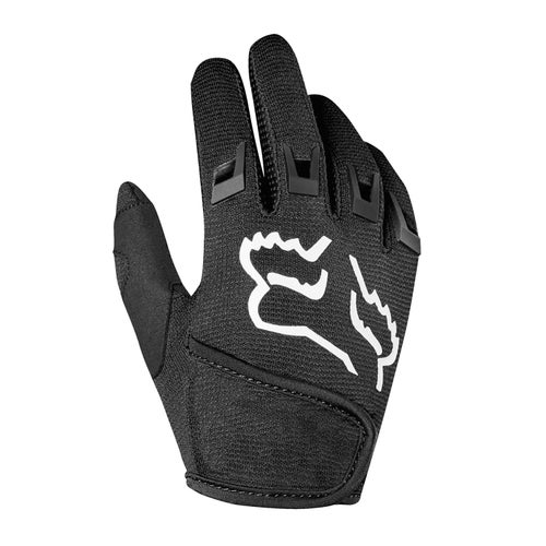 Fox Racing Dirtpaw race Enduro and Youth Motocross Gloves - Black