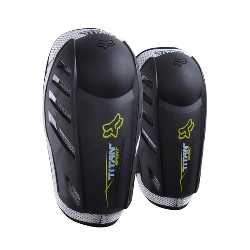 Fox Racing Titan Sport Elbow Protection - Black