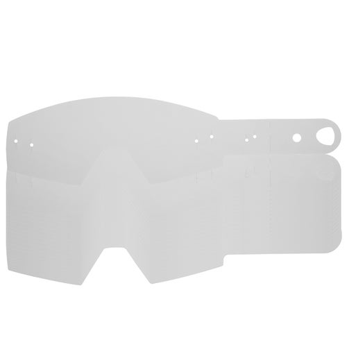 Fox Racing Main MX Goggle Lens - 20pk Tear Offs
