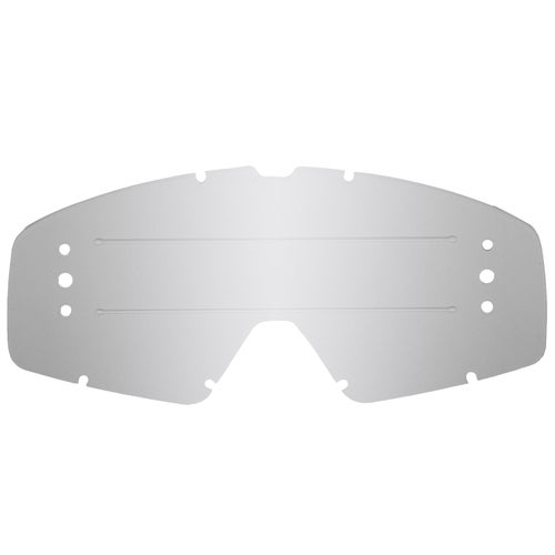 Fox Racing Main Motocross Goggle Lense - Repl Lens Clear Rsd