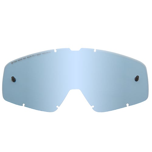 Fox Racing Main Motocross Goggle Lense - Blue