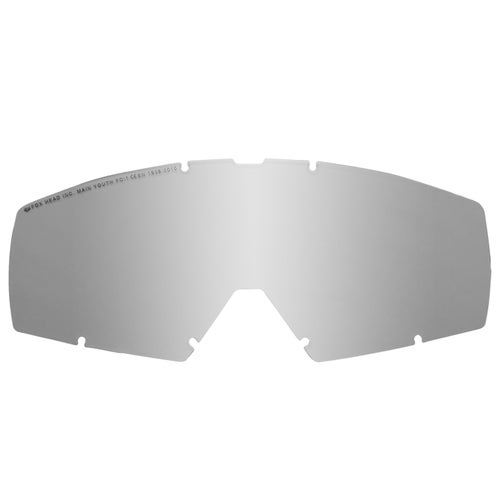 Fox Racing Main Chrome Spark YOUTH MX Goggle Lens - Chrm
