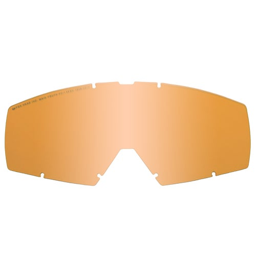 Fox Racing Main YOUTH Motocross Goggle Lense - Orange