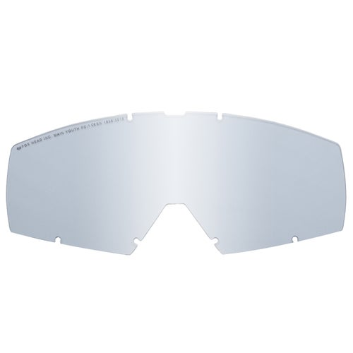 Fox Racing Main YOUTH Motocross Goggle Lense - Grey