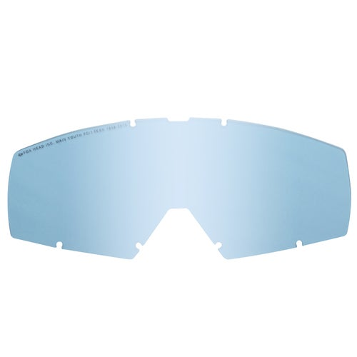 Fox Racing Main YOUTH Motocross Goggle Lense - Blue
