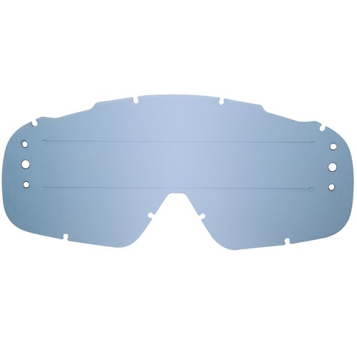 Fox Racing Rnrtl Vsn Sys Raised Motocross Goggle Lense - Blue