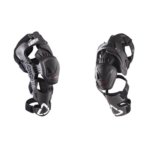 Leatt C Frame JUNIOR Boys Knee Brace - Pair