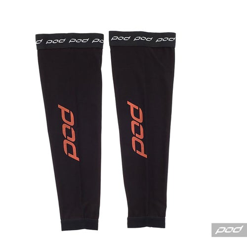 POD Pod KX YTH Undersleeves Small Medium Brace Spares - Black