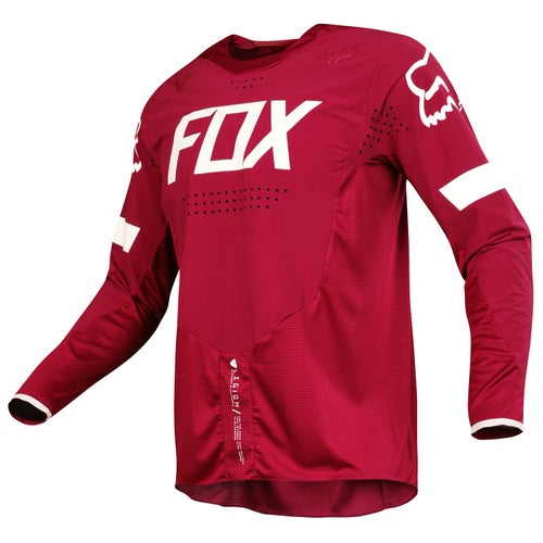 Fox Racing Legion Offroad Enduro Jersey - Dark Red