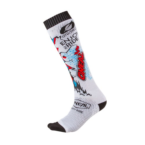 Calcetines O Neal Pro Mx - White