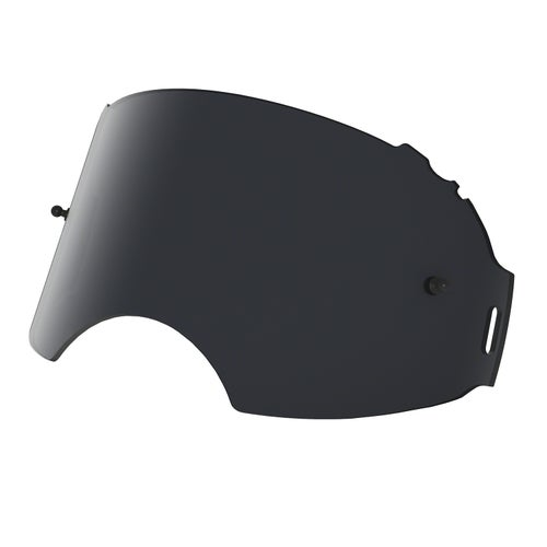 Ecran de masque MX Oakley Airbrake - Dark Grey Lens