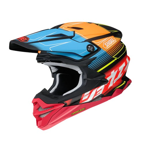 Casco para MX Shoei VFXWR Enduro and - Zinger TC10