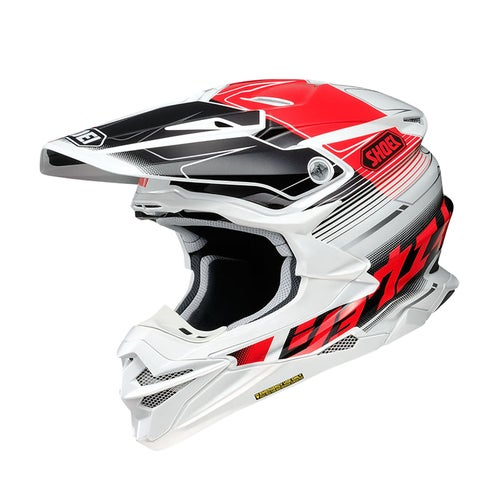 Shoei VFXWR Enduro and Motocross Helmet - Zinger TC1