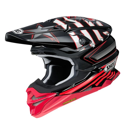 Shoei VFXWR Enduro and Motocross Helmet - Grant TC1