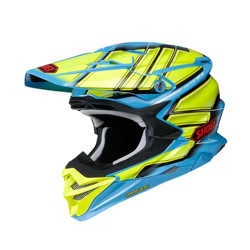 Shoei VFXWR Enduro and Motocross Helmet - Glaive TC2