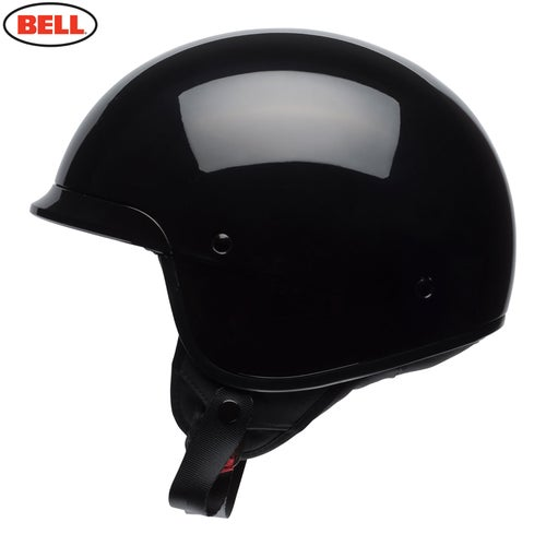 Bell Scout Air Road Helmet - Gloss Black
