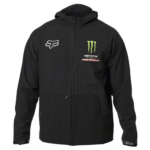 Fox Racing Monster Pro Circuit Bionic Jacket - Black
