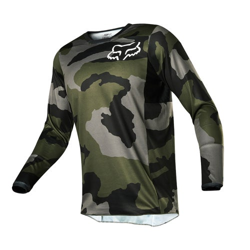 Fox Racing 180 Przm Camo SE Motocross Jerseys - Camo