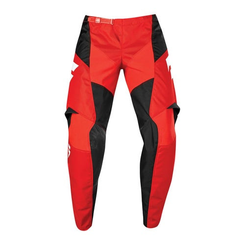 Shift Whit3 York Motocross Pants - Rd