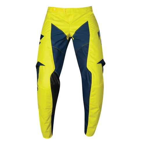 Shift Whit3 York Motocross Pants - Ylw/nvy