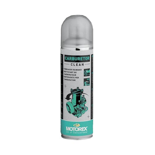 Motorex Spray 500ml Carb Cleaner - Clear
