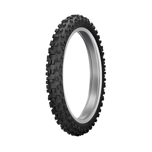 Motocross Tyre Dunlop Geomax MX33 Soft Front Enduro and - Black