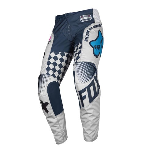 Fox Racing 180 Czar Motocross Pants - Lt Gry