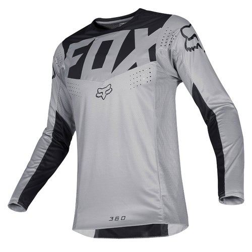 Fox Racing 360 Kila Motocross Jerseys - Gry