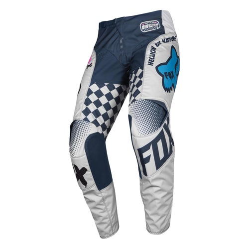 Fox Racing 180 Czar Enduro Boys Motocross Pants - Light Grey