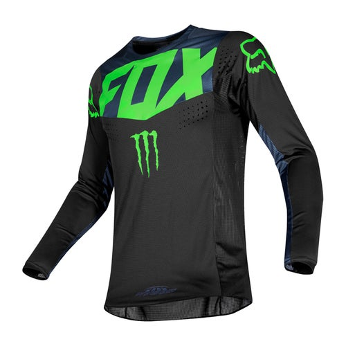 Fox Racing 360 Pro Circuit Motocross Jerseys - Blk