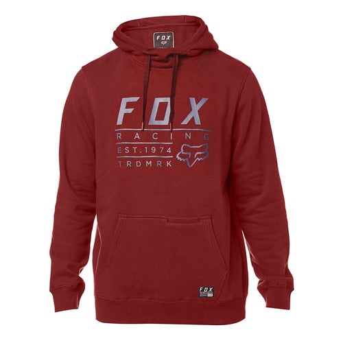 Fox Racing Lockwood Pullover Hoody - Bordeaux