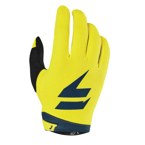 Shift Whit3 Label Air Enduro Motocross Gloves - Yellow