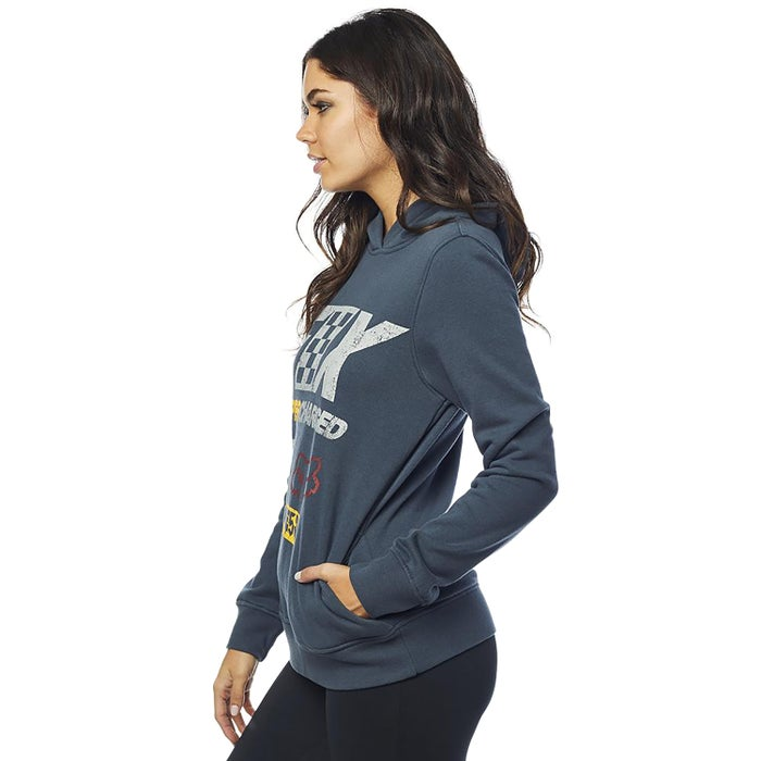 Fox Racing Supercharged Womens Pullover Hoody