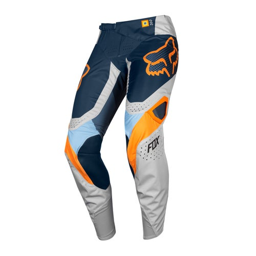 Fox Racing 360 Murc Motocross Pants - Light Grey Navy
