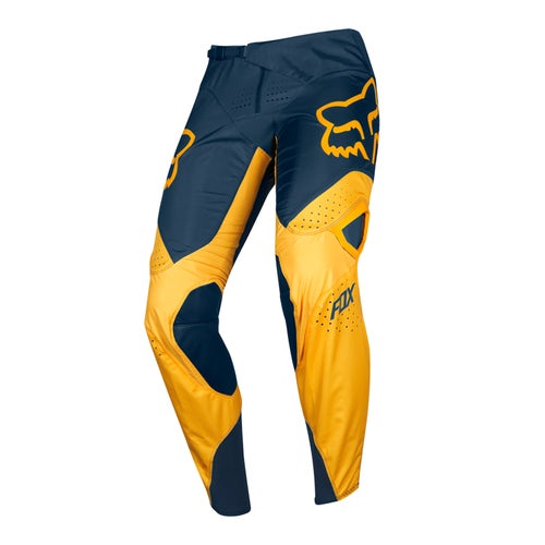 Fox Racing 360 Kila Motocross Pants - Nvy/ylw