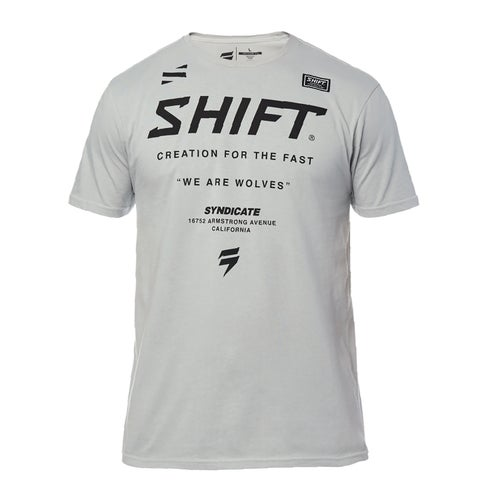 Shift Corp Muse Kortærmede T-shirt - Grey