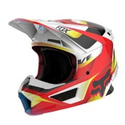 Fox Racing V1 Motif Motocross Helmet