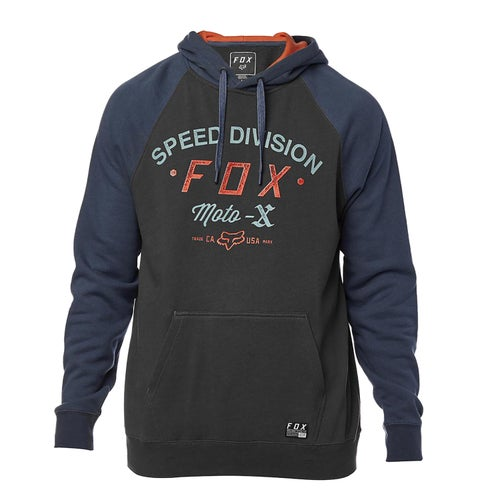 Fox Racing Archery Pullover Fleece Pullover Hoody - Nvy