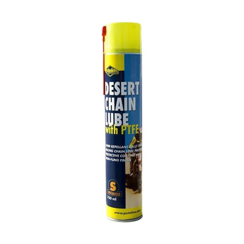 Putoline Desert Chain Lube 750 Ml Chain Lube & Cleaning - Clear