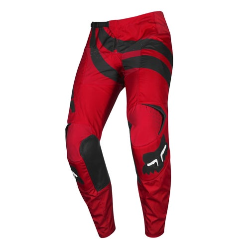 Fox Racing 180 Cota Enduro Boys Motocross Pants - Red