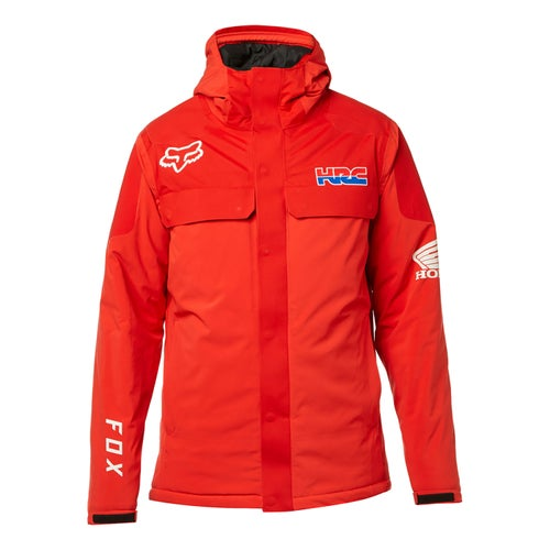 Fox Racing HRC Flexair Jacket - Red