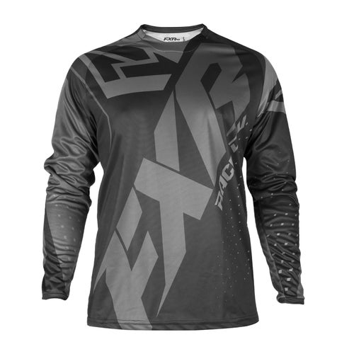 FXR Clutch Prime Motocross Jerseys - Black Ops